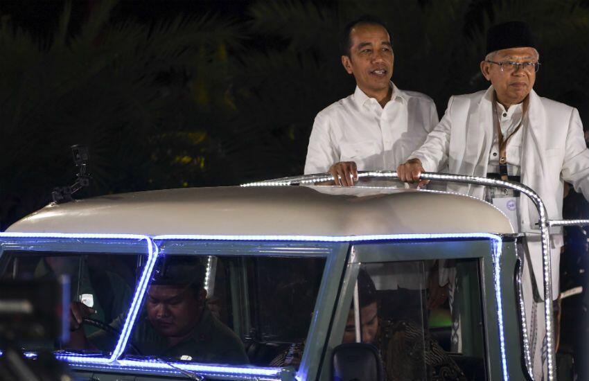 Jokowi-Ma'ruf Akan Hadiri Rakernas TKN di Surabaya