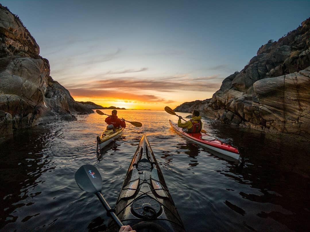 14 Perairan Terindah di Dunia, Jadi Surganya Pecinta Olahraga Dayung