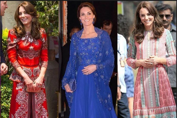 Unik, Cara Kate Middleton Menghormati Negara yang Ia Kunjungi