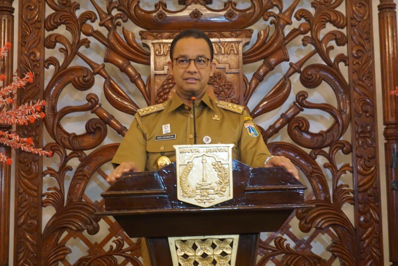 3 Cara Anies Baswedan Siasati UMP DKI 2019 untuk Buruh