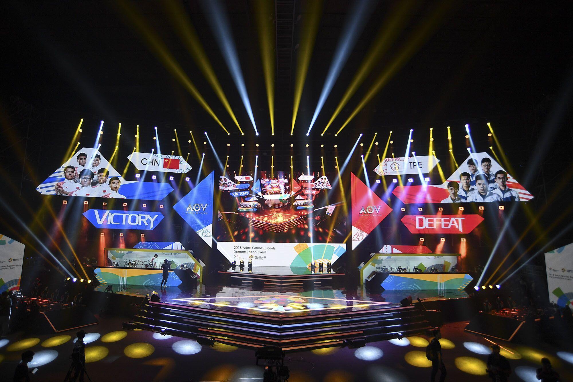 7 Turnamen Arena of Valor untuk Pemula sampai Profesional