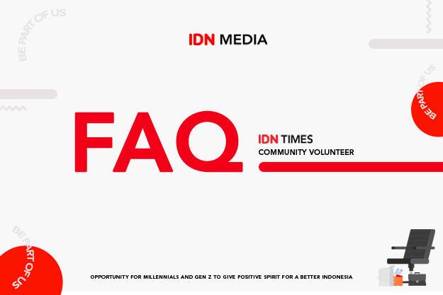 FAQ: Apa dan Bagaimana Cara Bergabung Jadi Local Team IDN Times