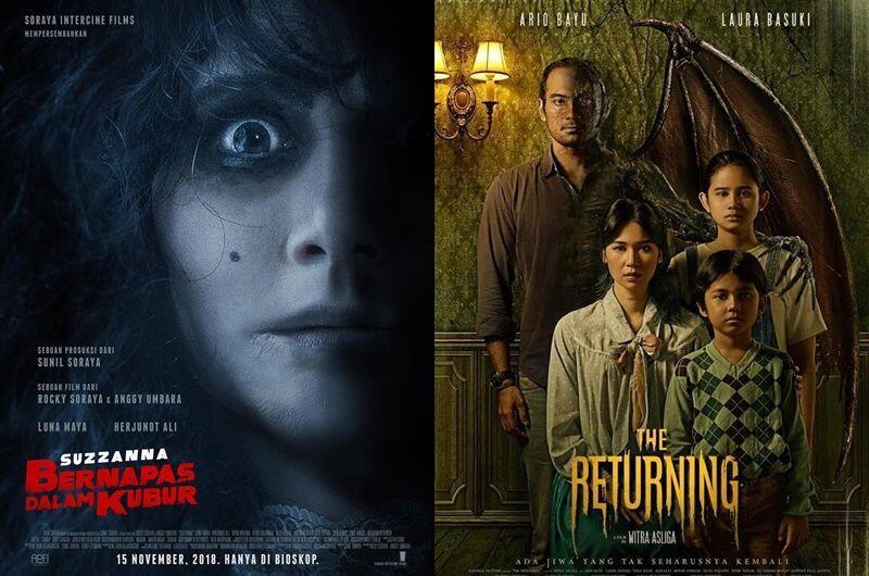 Catat Tanggalnya, Ini 5 Film Indonesia yang Tayang November 2018