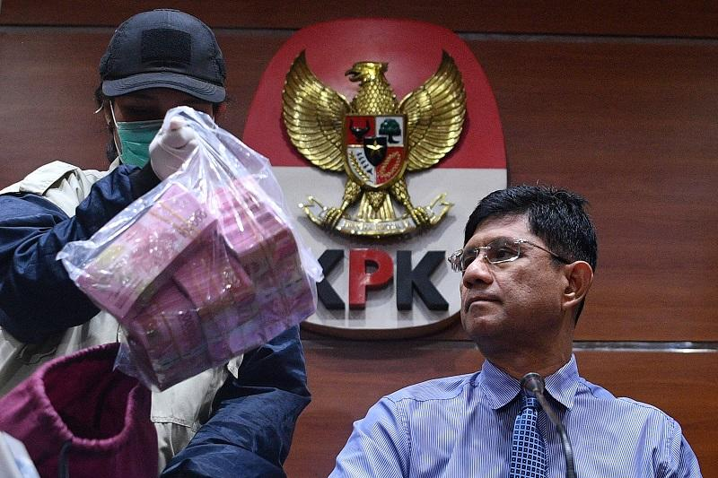 KPK Jaring Anggota DPRD Kalteng Melalui OTT