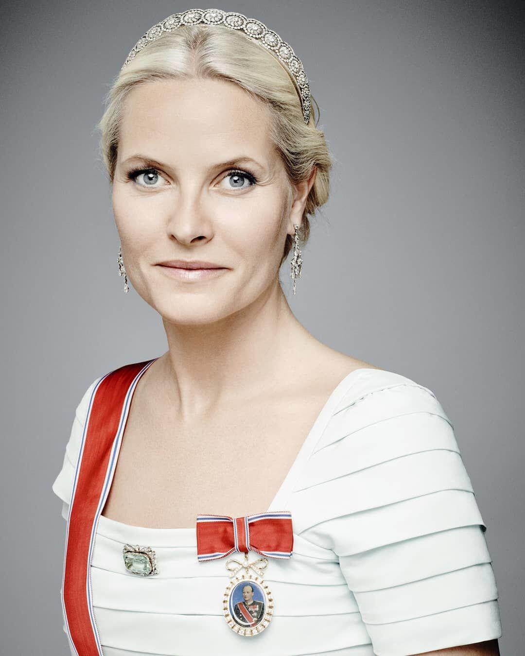 Putri Mahkota Norwegia Menderita Penyakit Paru-paru Kronis