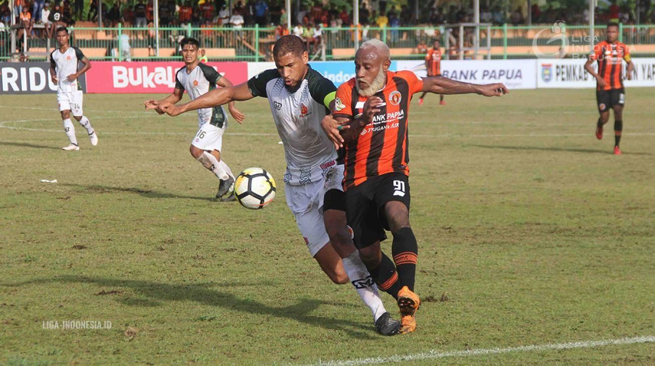 Imbang Kontra PS TIRA di Marora, Pelatih Perseru Tetap Berbesar Hati