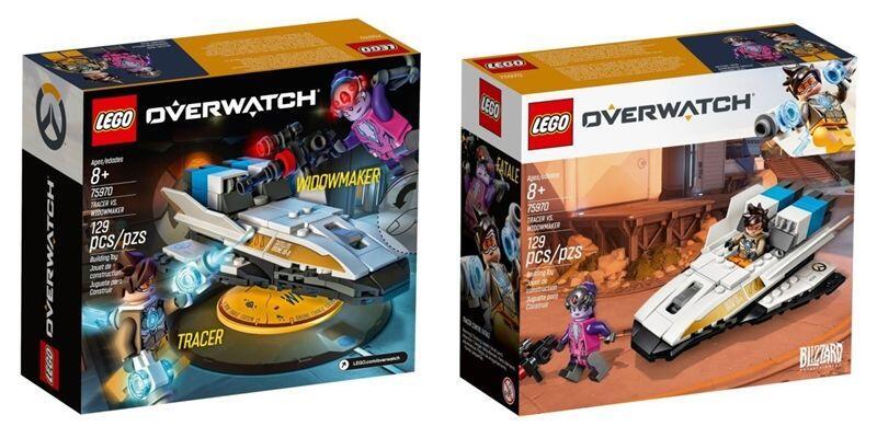 Yeay, 6 Set LEGO Overwatch Ini Bakal Siap Diluncurkan ke Pasar Lho!