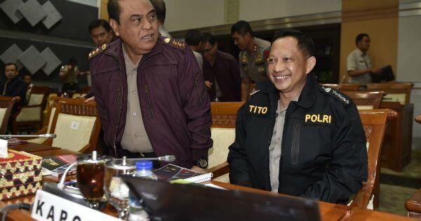 Polri Buru Penyebar Surat Hoaks Pemanggilan Kapolri oleh KPK