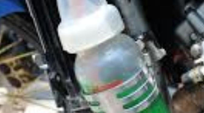 Bikin Tepuk Jidat, 5 Potret Modifikasi Alat Dapur untuk Kendaraan