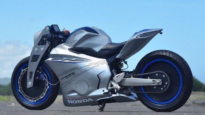 Tampilan Modifikasi Honda CBR250RR di Masa Depan,