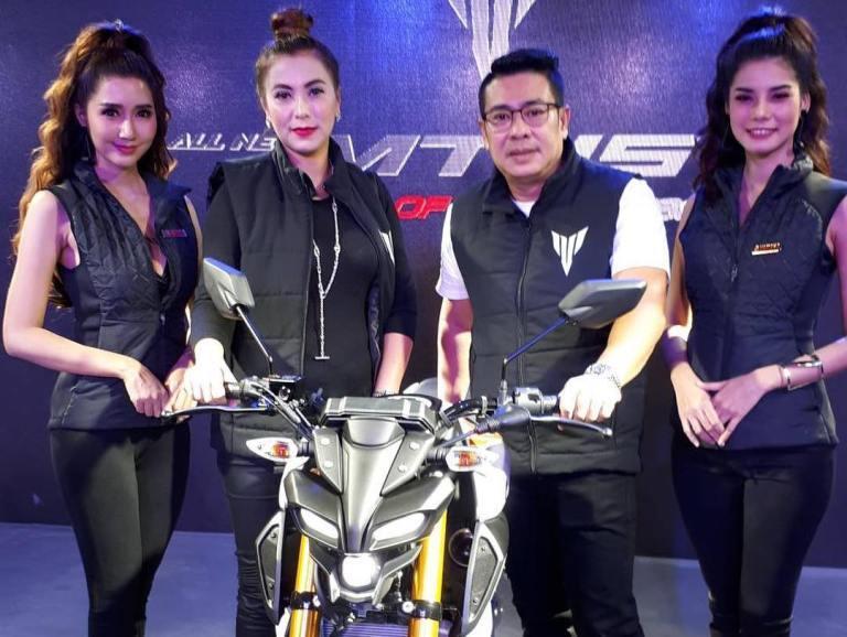 Yamaha MT-15 disinyalir Rilis di IMOS 2018 bersama Rossi dan Vinales