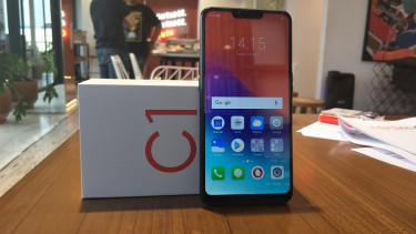 Review Realme C1, Smartphone Entry Level Naik Kelas