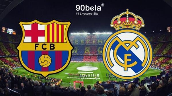 Diskusi tentang pertandingan malam ini: FC Barcelona VS Real Madrid
