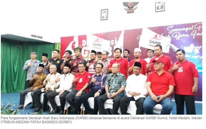 Kecewa Lalu Nyatakan Keluar PKS, Mantan Kader Bergabung dalam Ormas GARBI