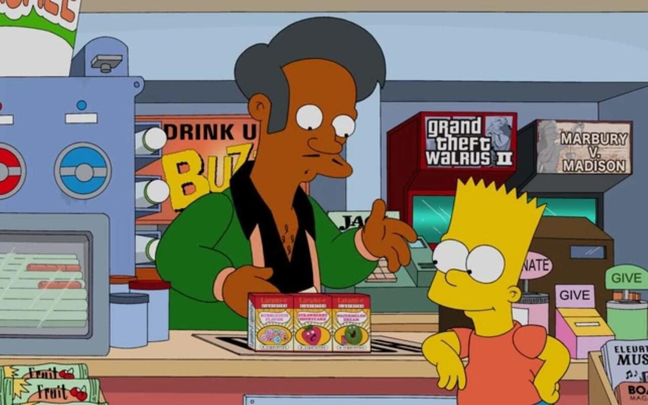 Dituding Rasis, Karakter Apu di The Simpsons Mau Dihapus