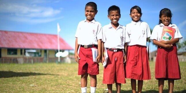 Sumpah Pemuda dan Semangat Belajar Anak Bangsa!
