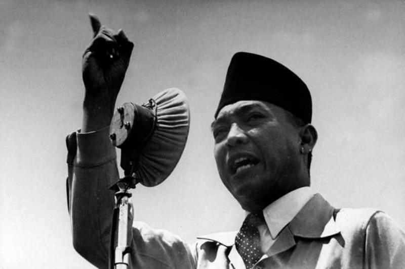 Tak Hanya Jokowi, Presiden Sukarno Bilang Islam Sontoloyo