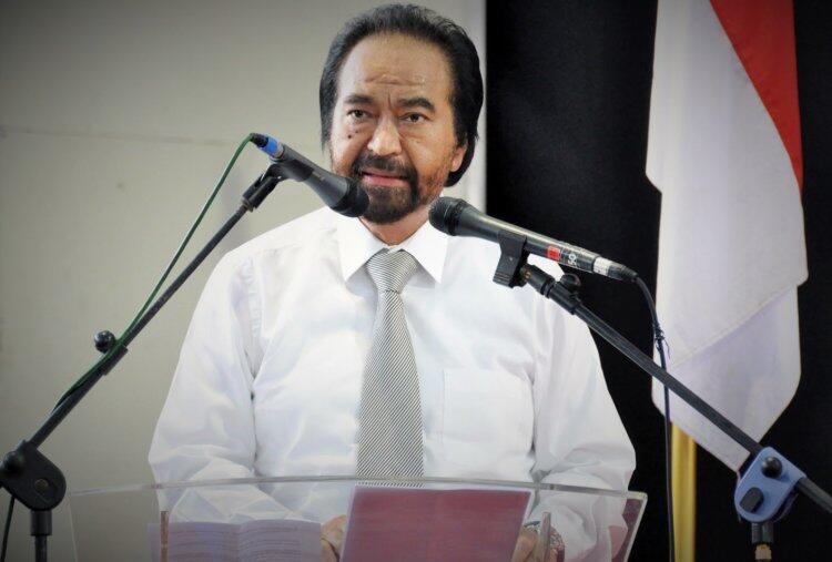 Surya Paloh Digugat Karena Ilegal Sebagai Ketua Umum Partai Nasdem