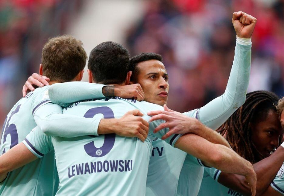 Hasil Bundesliga: Bayern Menang Tipis atas Mainz