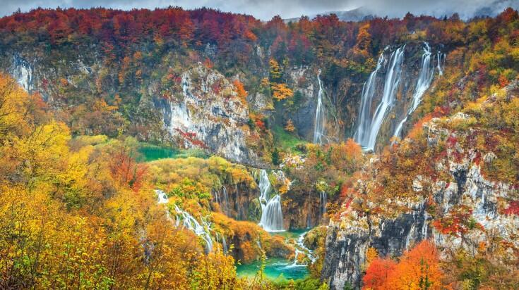Tempat-tempat Indah di Dunia yang Sedap Dipandang