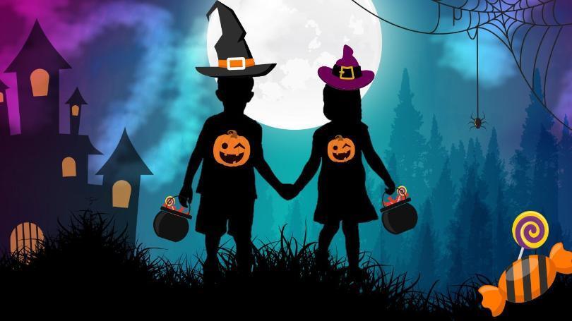 Halloween Jaman dulu vs Sekarang