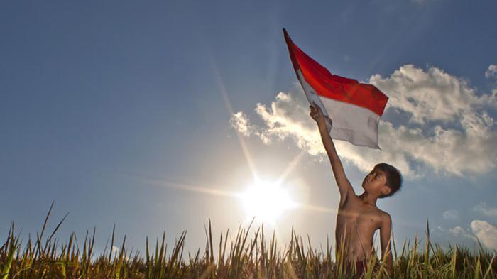 SUMPAH PEMUDA Kita Jadikan MOMENTUM Bersatunya Bangsa Demi INDONESIA KUAT!