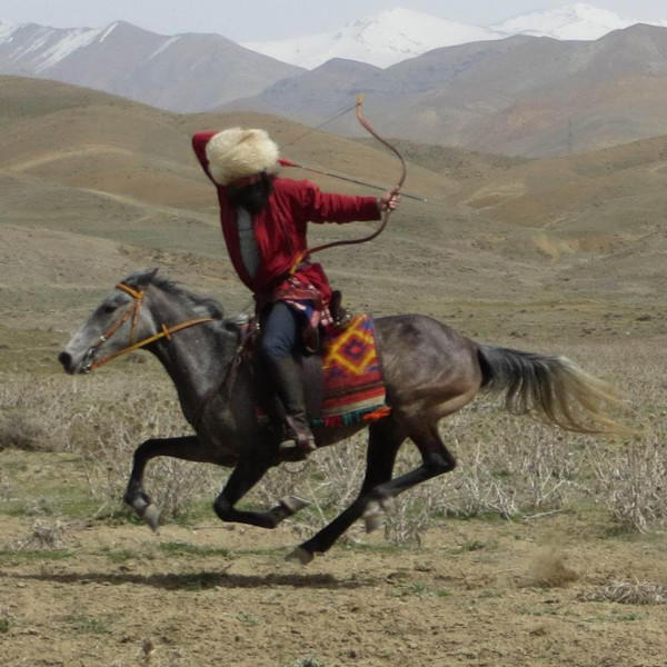 Sejarah Horseback Archery, dari Perang Jadi Olahraga