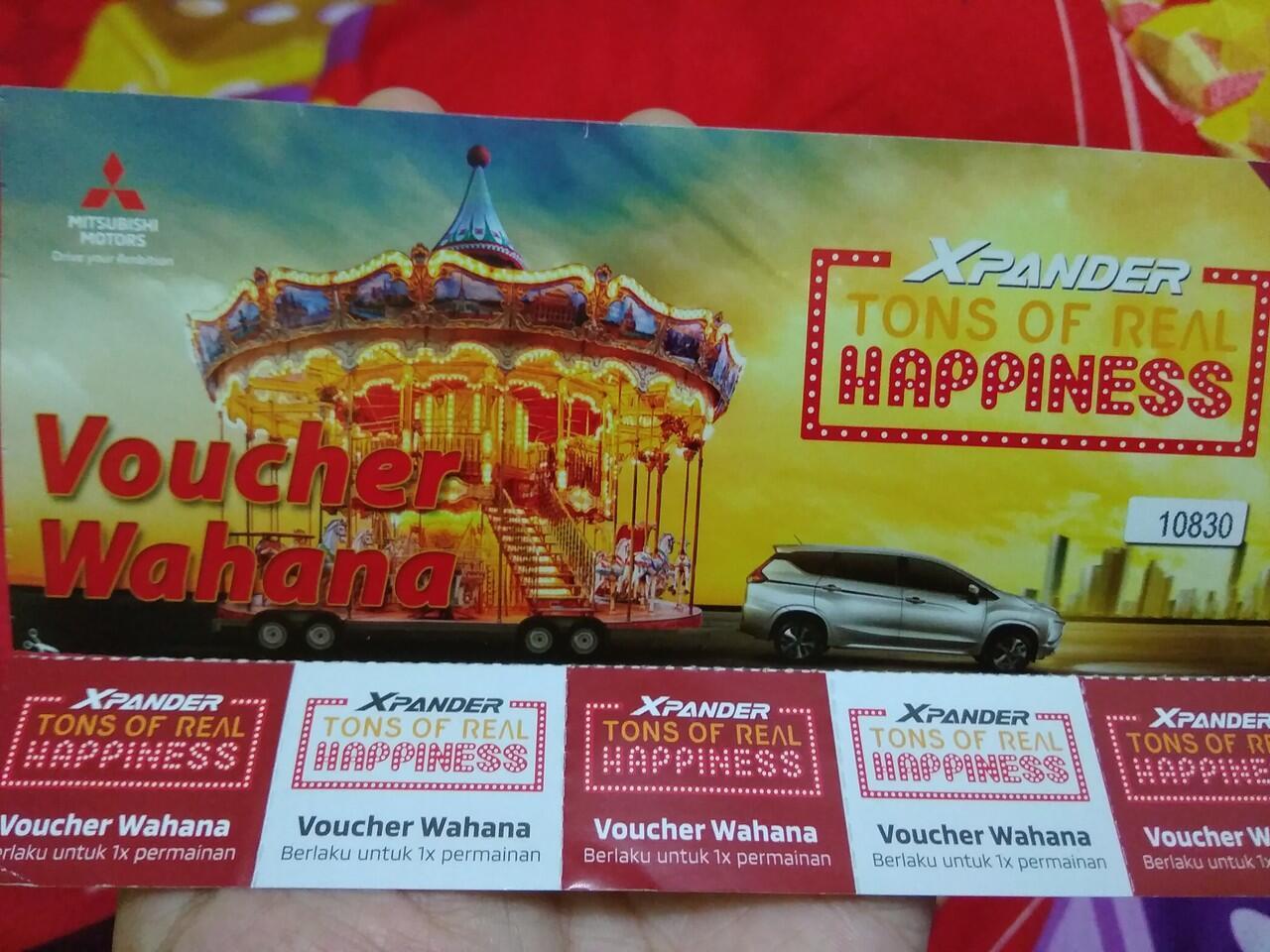 FR Keseruan Xpander Tons of Real Happiness Bersama RPM Kaskus