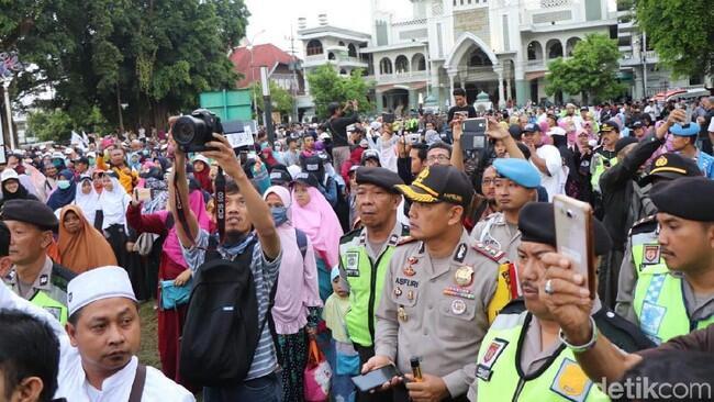 Usai Surabaya, Aksi Bela Kalimat Tauhid di Malang juga Urung Digelar