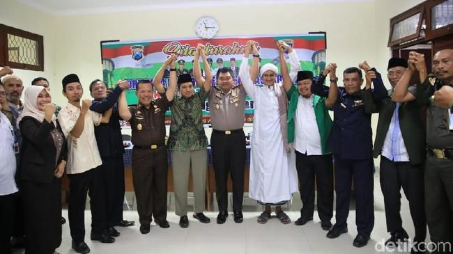FPI Jombang Sepakat Larang HTI Kembali Hidup di Indonesia