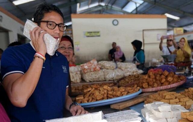 Sukses besar di Jakarta, Sandiaga Uno bawa OKE OCE nasional