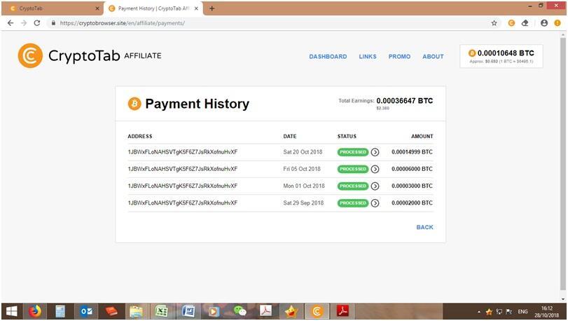 Update WD NEW - Mining Bitcoin...sudah terbukti dan bisa WD tanpa deposit