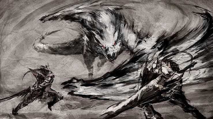 Hunter (Pemburu) Fantasy