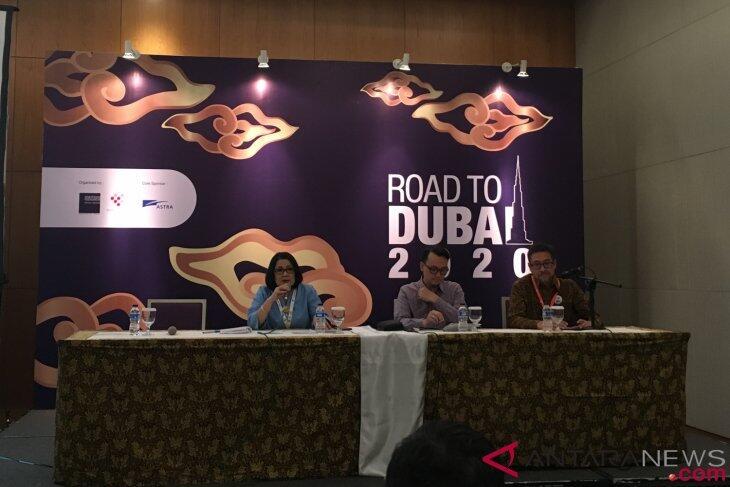 Indonesia Bersiap Ikuti Ajang Pameran Perdagangan World Expo 2020
