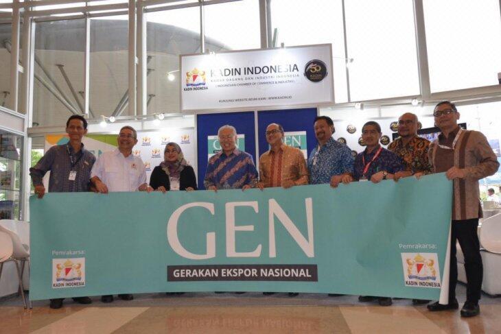 Tingkatkan Minat Jadi Eksportir, Kadin Prakarsai Gerakan Ekspor Nasional