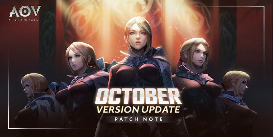 Bye Archer! Ini 6 Hero Meta Baru di Season 6 Arena of Valor