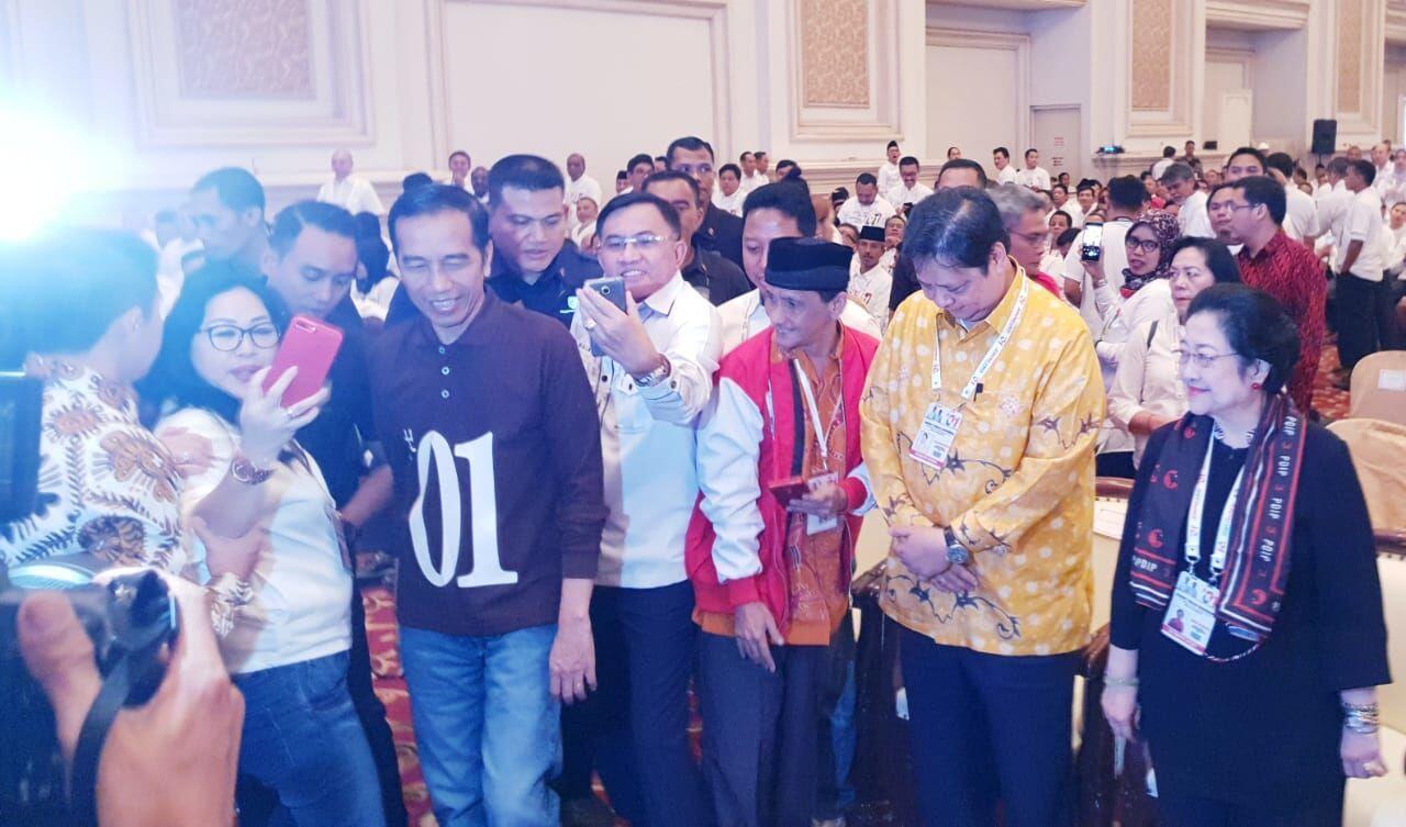 Ma'ruf Amin: Tim Pemenangan Jangan Loyo, Nanti Bakal Kalah