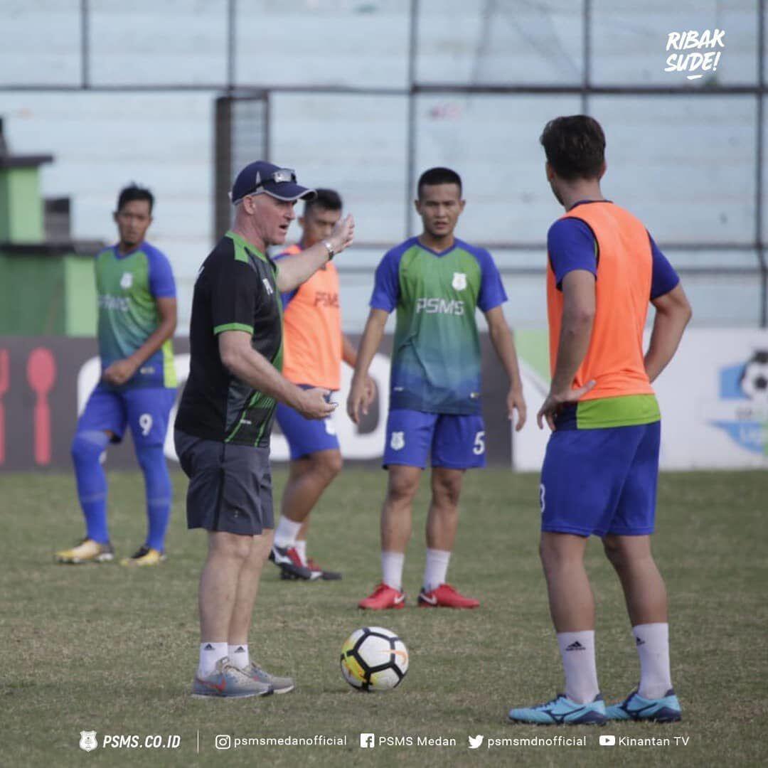 Preview Arema FC Vs PSMS: Menyerang dan Menyerang!