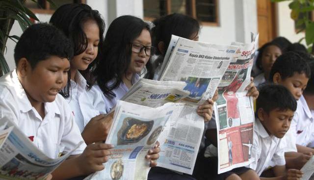 "Jadikan ""Anti Hoax"" Sebagai Ciri Pemuda Bangsa Indonesia"