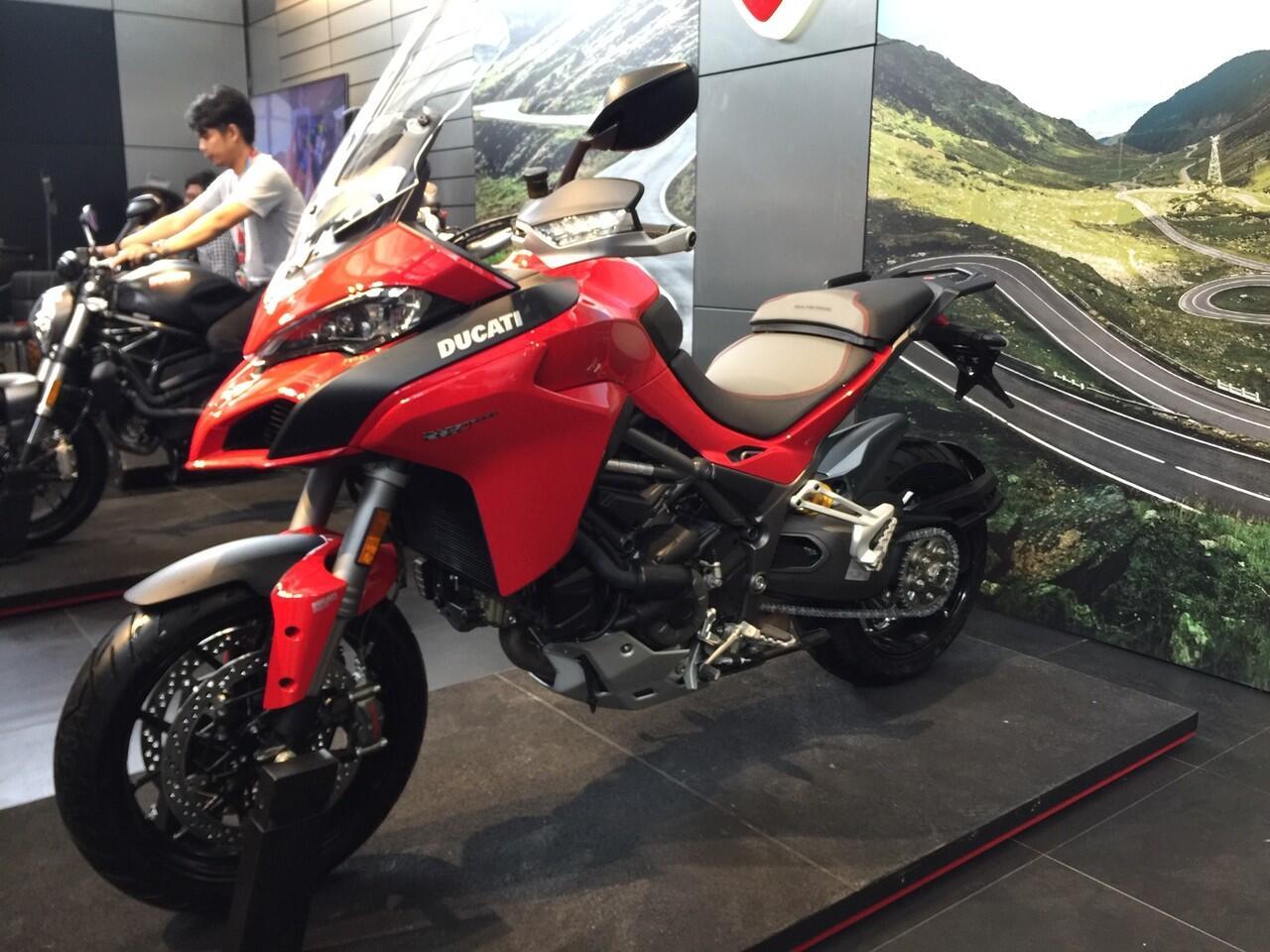HOT: Nih 3 Motor Baru Ducati di Indonesia Gan, Cekidot