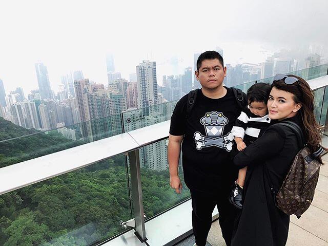 Rayakan Anniversary Pernikahan, Tania Putri artis kepompong Umumkan Hamil Anak Kedua