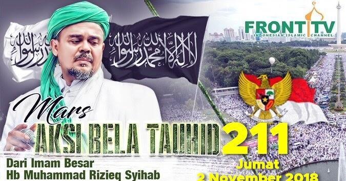 Alumni 212 Akan Aksi Bela Tauhid 2 November 2018