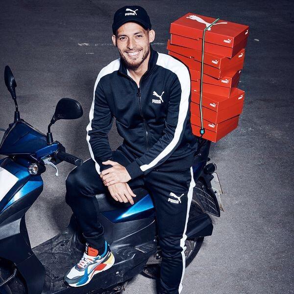 David Silva Hijrah dari Adidas ke Puma