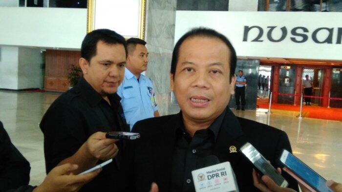 KPK Tunda Pengumuman Status Hukum Wakil Ketua DPR Dari PAN Taufik Kurniawan