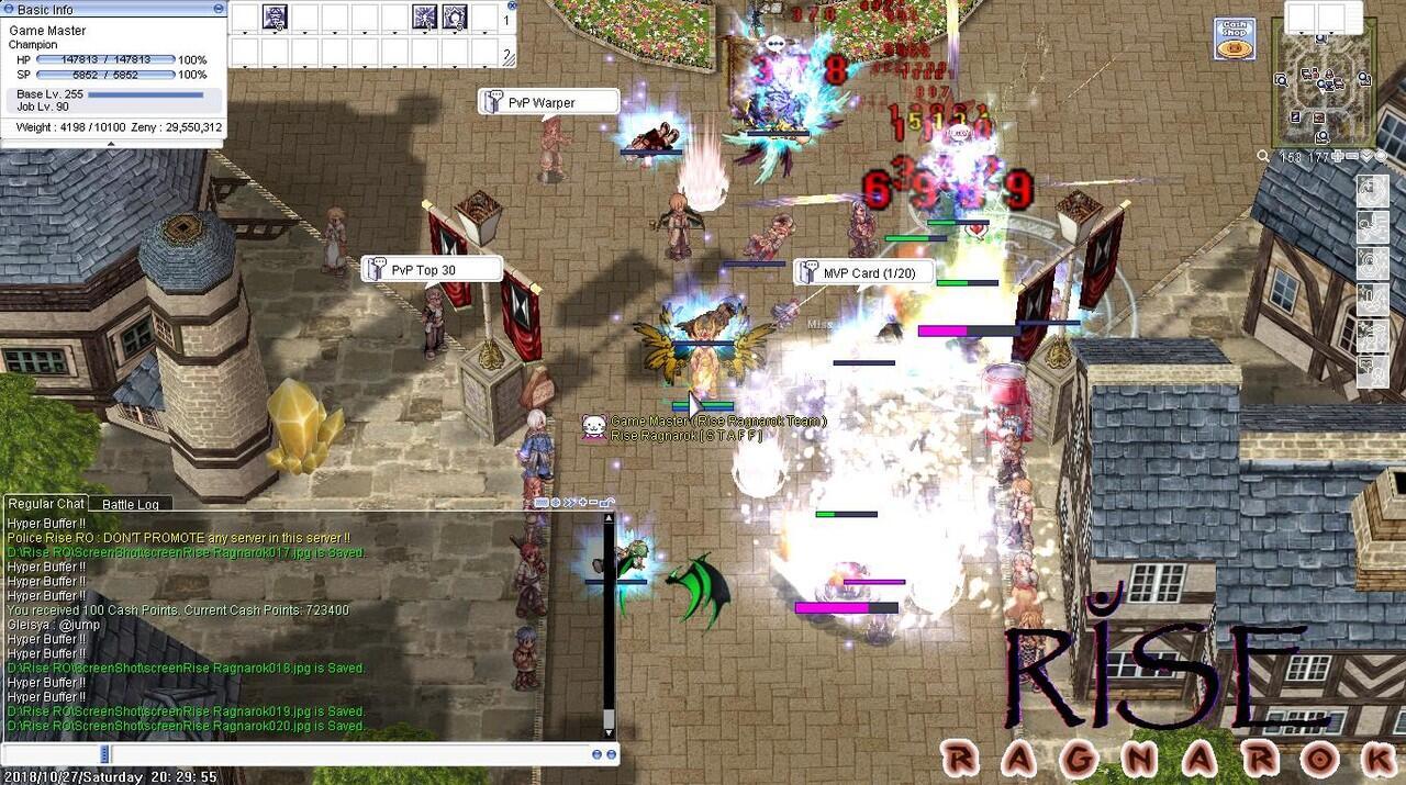 Rise Ragnarok Private Server