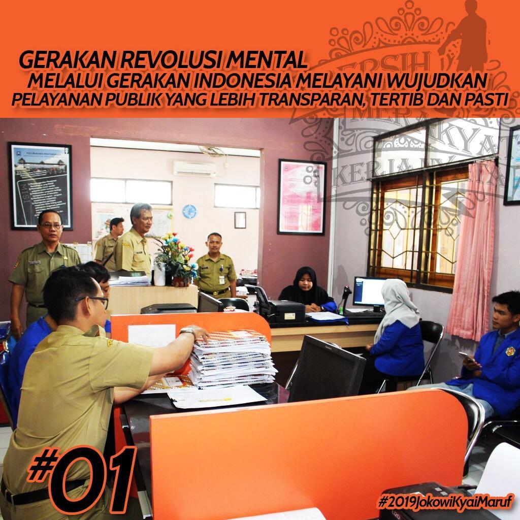 Gerakan Revolusi Mental diandalkan jadi lokomotif perubahan Indonesia