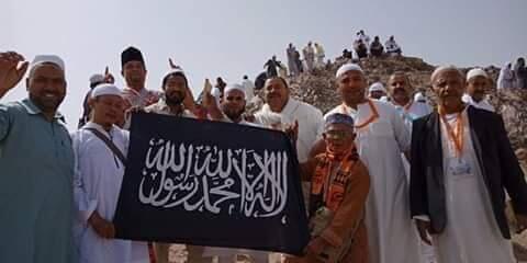 Diperiksa Polisi Saudi karena Bendera Tauhid, Habib Rizieq Sudah Kembali ke Rumah