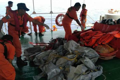 Inilah Kesaksian Pria yang Selamat Dari Tragedi Jatuhnya Pesawat Lion Air JT 610