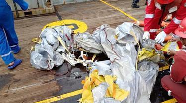 Inilah Daftar Nama Korban Pesawat Lion Air Jatuh di Tanjung Karawang