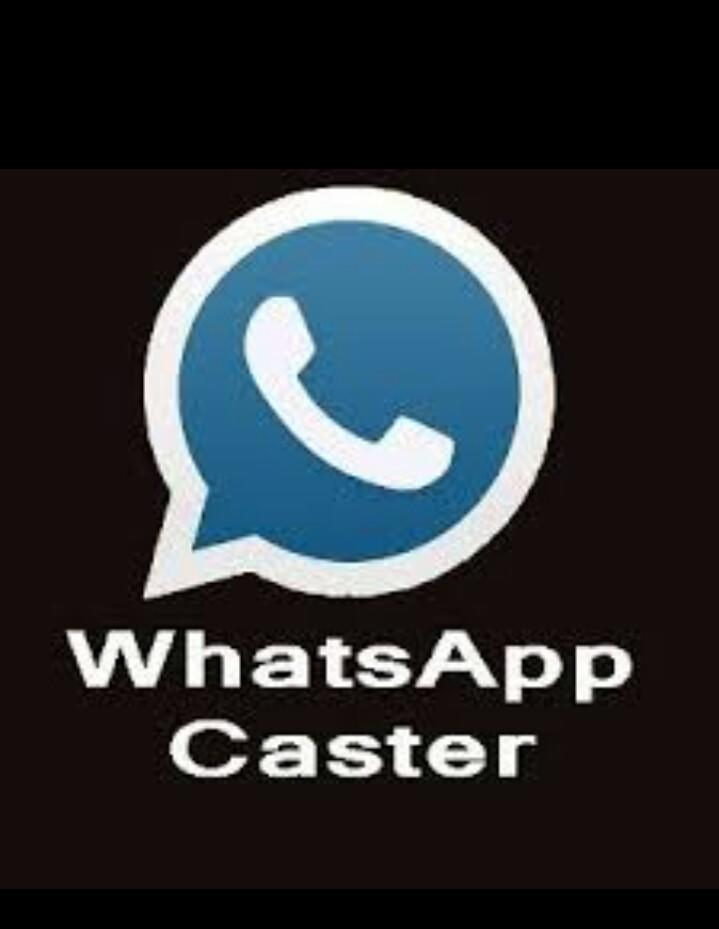 Aplikasi Whatsapp Caster